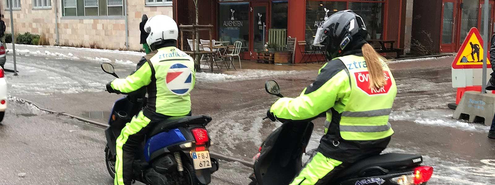 Kurser och paket för moped