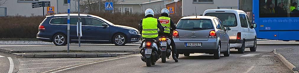 AM-körkort för moped klass I